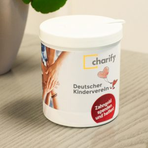 Charify Spendendose